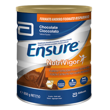 ENSURE NUTRIVIGOR 850 GR CHOCOLATE