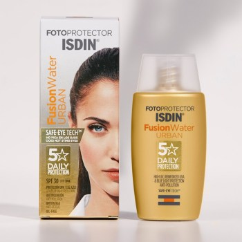 Fotoprotector ISDIN Fusion Water Urban spf30