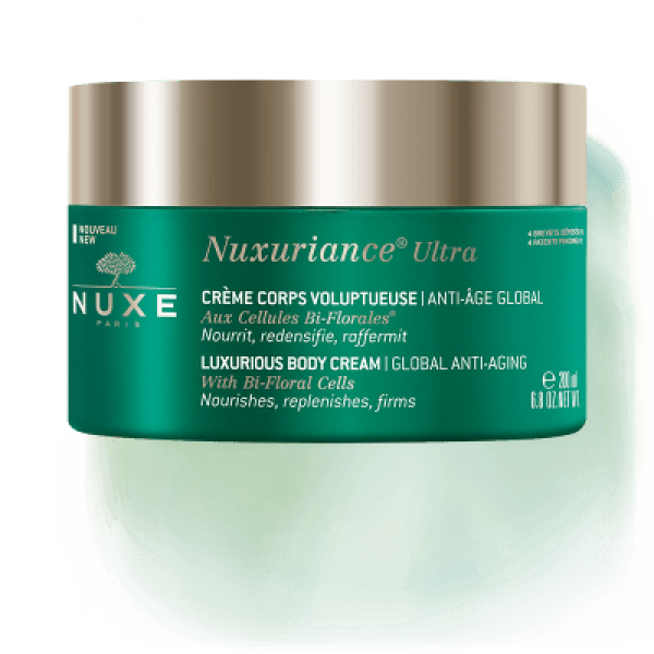Nuxuriance® ultra crema corporal voluptuosa antiedad global